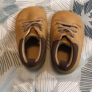 Baby boy  Child of mine shoe.